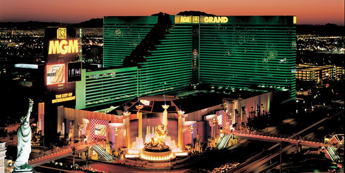 Image result for mgm grand vegas